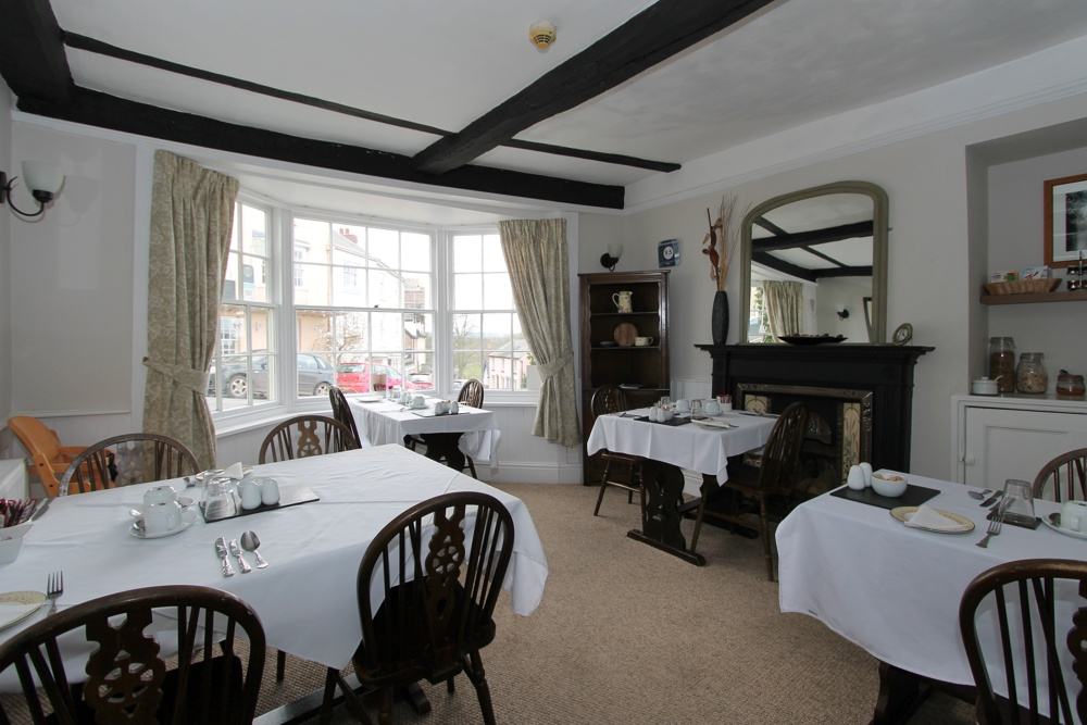 Accommodation In Ross On Wye Herefordshire Radcliffe Guest House